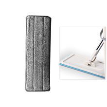 5PCS/Set Microfiber Floor Mop Cloth Replacement Pad Rag For Dust Cleaning Paste Home Tools