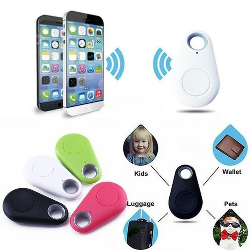 Spy Mini GPS Smart Wireless Bluetooth 4.0 Anti Lost Tracking Alarm Finder Device Auto Car Pets Key Kids Motorcycle Tracker Track
