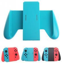 1 adet oyun Grip kolu denetleyicisi için Nintendo anahtarı Joy Con NS tutucu