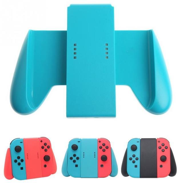 1PC משחקי גריפ ידית בקר עבור Nintendo מתג שמחה קון NS מחזיק
