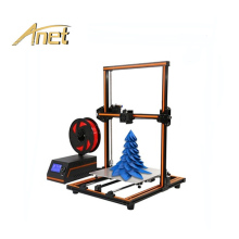 House and Office Ues Semi Assembled High Precision 3d Printer Metal Anet E12 3d Printer Machine