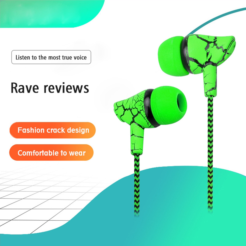 KISSCASE Wired Music Sport Earbud Earphone Volume Control Stereo Headset With Microphone Earphone For iPhone Samsung Xiaomi in Phone Earphones Headphones from Consumer Electronics