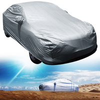 S XXL Size Auto Car Outdoor Protector Cover Universal Full Car Covers Snow Ice Dust Sun UV Shade Cover