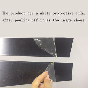Image 4 - 닛산 Qashqai 201 jfs를위한 8pcs 거울 창 기둥 포스트 손질 닛산 QASHQAI 2016 2018 년을위한 중간 BC 란 차 스티커