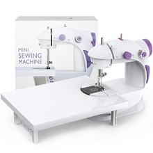 Mini Sewing Machine With Extension Table, Upgraded Version P