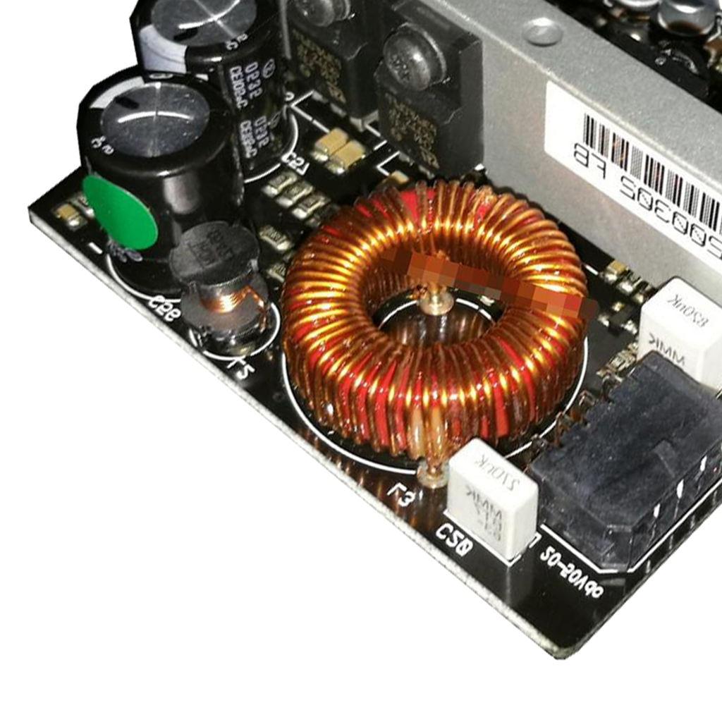 Hot TTKK Icepower Digital Icepower250A 250W Power Hifi Amplifier Board in AC DC Adapters from Consumer Electronics