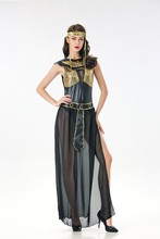 Sexy Adult Egyptian goddess Costumes Halloween  Egyptian Queen cosplay Masquerade fancy party egyptian magic 118ml
