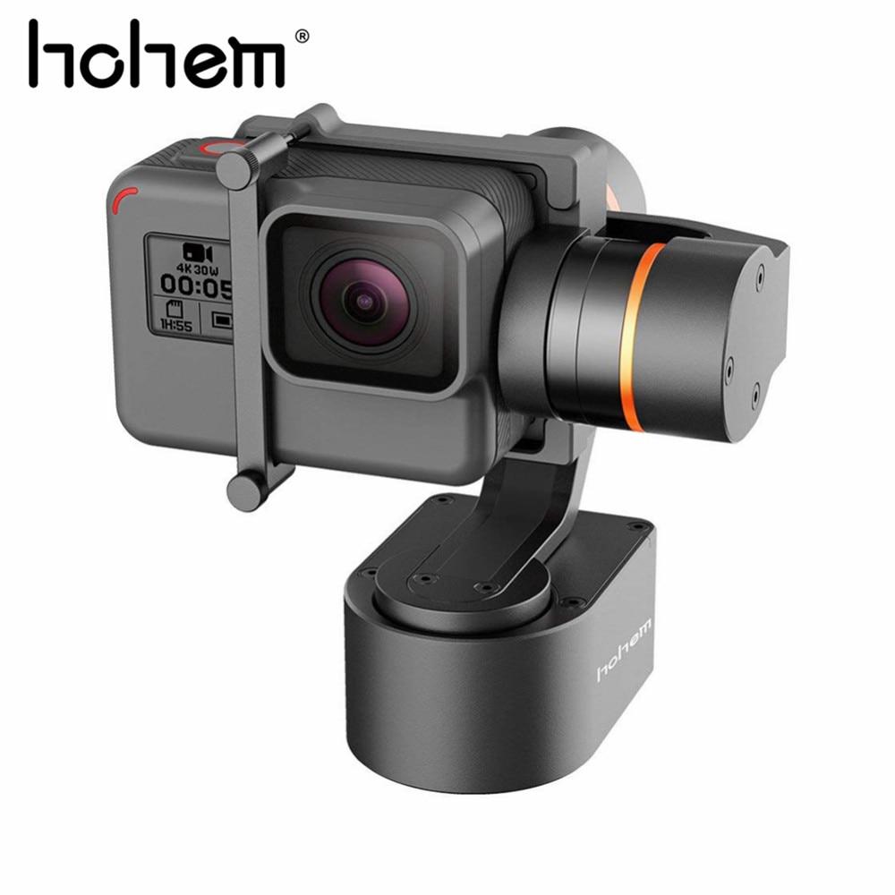 Hohem XG1 3 axis Wearable Gimbal Stabilizer Compatible GoPro Hero 6 / 5 / 4 / 3 / Yi CAM / SJCAM Action Camera Similar Dimension
