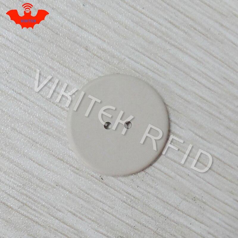 UHF RFID çamaşır etiketi VIKITEK 10 adet 915 MHZ 860-960 MHZ Alien - Güvenlik ve Koruma - Fotoğraf 4