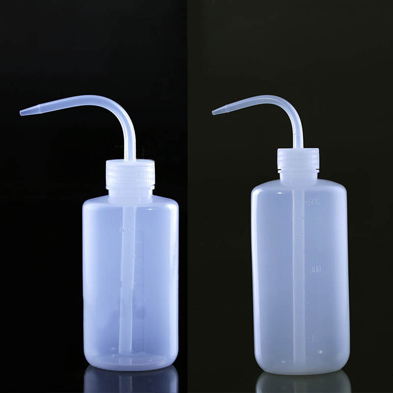 250/500ML Squeeze Bottle Succulent Potted Plant Watering Pot Portable Plastic Sauce Liquid Dispenser Non-Spray Watering Tools