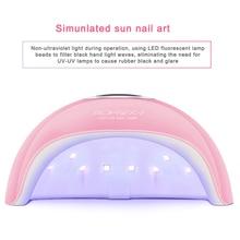 Smart Mini LED UV Nail Dryer Lamp