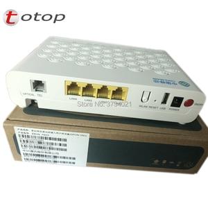 Image 1 - TopคุณภาพZTE ZXHN F623 GPON ONUด้วย1GE + 3FE + 1เสียง + USD + WIFI,ภาษาอังกฤษรุ่นFibra Optica GPON ONT Router