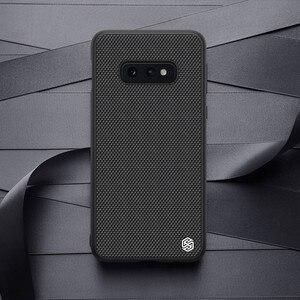 Image 1 - Nillkin Nylon PC Plastic Back Cover for Samsung Galaxy S10e case protector cover 5.8 For Samsung S10e