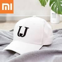 e5b6efc06fb5b Xiaomi Jordan Judy Tennis Caps Breathable Sweat Absorption Hat Sports  Protable Travel Anti UV Sports Baseball