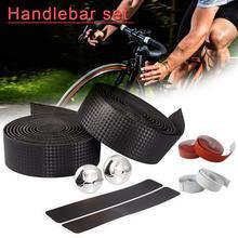 2 м углеродное волокно для шоссейного велосипеда, велосипедная лента для руля, набор велосипедных ремней, декор для велоспорта, нескользящая ручка, ремень, пробковая обмотка с заглушками
