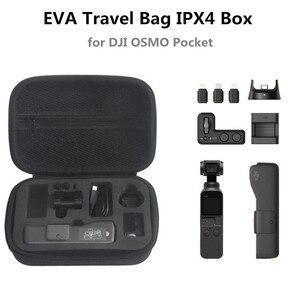 New arrival FOR DJI OSMO Pocket Gimbal Accessories Portable Mini Carry Case EVA Box Storage Bag OSMO Pocket Handheld Gimbal Bag(China)
