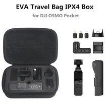 Nieuwe collectie VOOR DJI OSMO Pocket Gimbal Accessoires Draagbare Mini Draagtas EVA Doos Opbergtas OSMO Pocket Handheld Gimbal tas