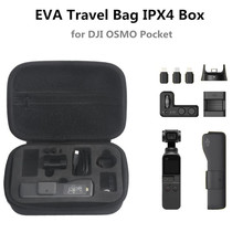 Yeni varış DJI OSMO Cep Gimbal Aksesuarları Taşınabilir Mini Taşıma Çantası EVA Kutusu saklama çantası OSMO Cep El Gimbal Çantası