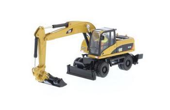 Diecast Masters 1/87 Scale Caterpillar Cat M318D Wheeled Excavator Diecast Model #85177
