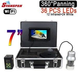 SYANSPAN беспроводной WiFi рыболокатор 7