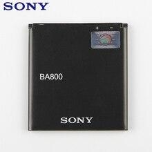 Original Replacement Phone Battery BA800 For SONY Xperia S LT25i Xperia V LT26i AB-0400 Authenic Rechargeable Battery 1700mAh аккумулятор monitor для sony xperia v lt25i ba800 4057 оригинал