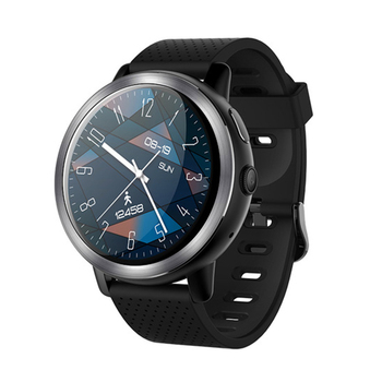 Lemfo LEM8 4G-LTE Smart-Watch Phone Men GPS 2G+16G Andriod 7.1 IP67 Waterproof Customized Dial Smart Home Remote Control