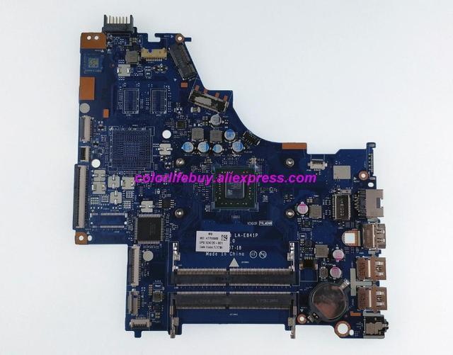 حقيقي 924720 601 924720 001 CTL51/CTL53 LA E841P UMA A6 9220 لوحة رئيسية لأجهزة HP الكمبيوتر المحمول 15 15 BW 15Z BW000 سلسلة الكمبيوتر المحمول