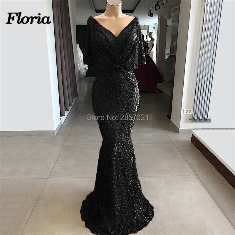 aba2b774a4db7 On Sale Mermaid Evening Dress 10Colors Dubai Couture Formal Party Gowns  Custom Made Abendkleider ...