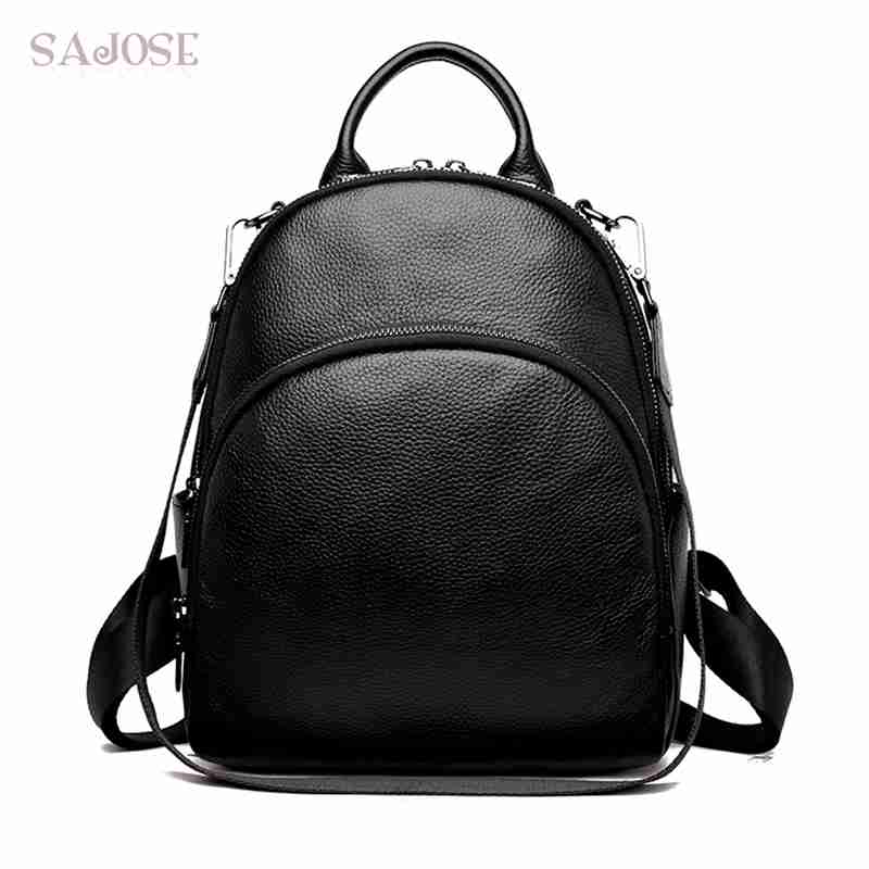 Women Backpacks Genuine Leather Female Travel Shoulder Bag Backpack High Quality Women Bag College Wind School Bag Backpack Girl чехол для чемодана samsonite чехол 75 85 см luggage accessories