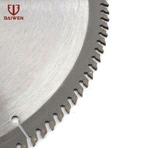 "Image 3 - 10"" 250mm Circular Saw Blade For Wood/Aluminum Cutting General Purpose 40 60 80 100 120 Teeth"