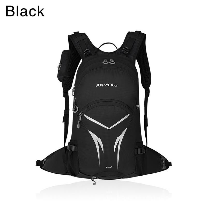 New For ANMEILU 20L MTB Mountain Bike Backpack Waterproof Sports Bicycle Bag Riding Hiking Climbing Bag Rucksack With Rain Cover anmeilu waterproof unisex travel bag 20l outdoor bicycle bike bags mountain camping climbing rucksack outdoor hiking hunting bag