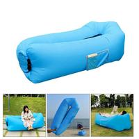 Portable Fast Inflatable Sofa for Outdoors Beach sofa sleeping bag inflatable air sofa bag & Adults Kids Camping Lounge Sofa Bed