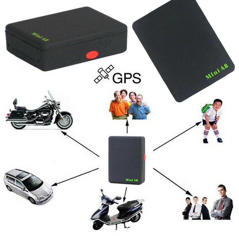 Micro GPS Tracker Waterproof Locator Electric Bike