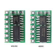 1PCS R411B01 3.3V 5V UART Serial To RS485 SP3485 Transceiver Converter Module(China)