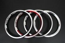 14 inch fiets velg ultralichte velg voor 412 vouwfiets modificatie zwart rood zilver goud 16/20 /24/28 gat