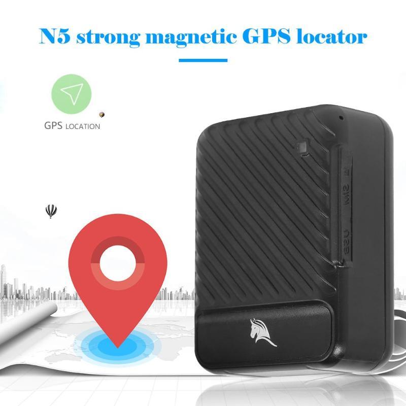 N5 Mini GPS Tracker voiture véhicule GPS localisateur dispositif de suivi magnétique