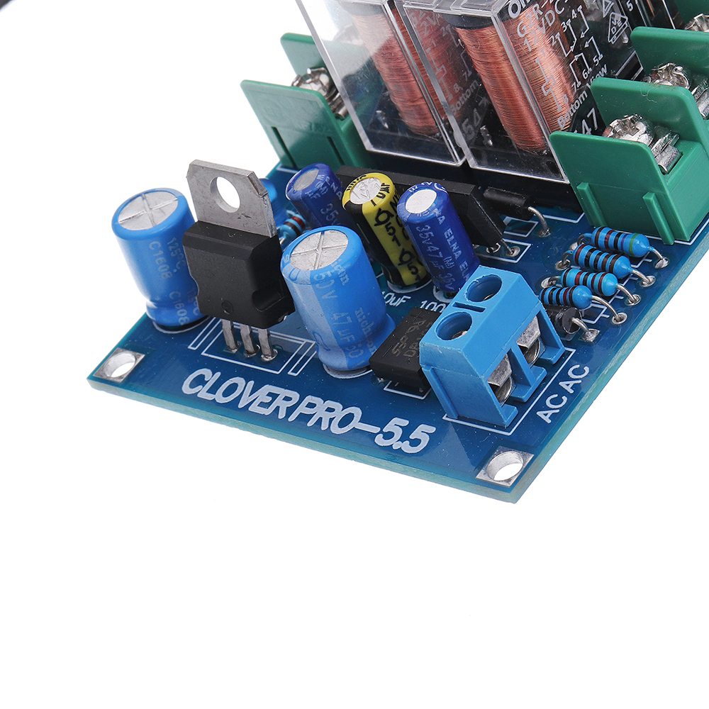 New UPC1237 Mono Speaker Protection Board Assembled Board