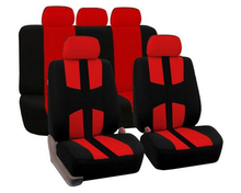 9 pcs Car Seat Cover Sponge Styling For Truck Suv Four Seasons Universal