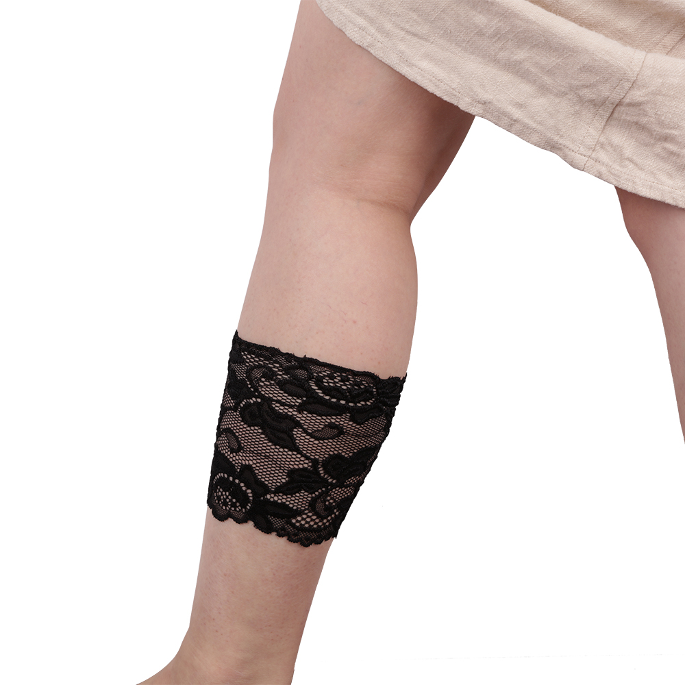 2019 Flower Lace Boot Cuff Leg Warmer Gaiters Cover Boot Socks Leg Warmers Summer Spring Decoration Cuffs Socks Over The Knee