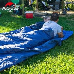 Image 4 - Naturehike ใหม่มาถึง Air กระเป๋า Coupe TPU อัตราเงินเฟ้อ Pad กลางแจ้งเต็นท์ที่นอนหนา Moisture   proof Pad