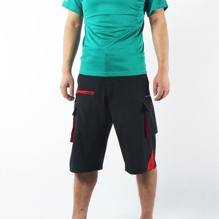 Men's Cycling Shorts Jersey Half Pant Bike Bicycle Shorts Quick Dry Climbing Hiking Mountain Shorts Pants