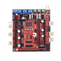 Controller Board, 3D Printer Motherboard Reprap Ramps-Fd Shield Ramps 1.4 Control Board Compatible For Arduino Due 3D Printer