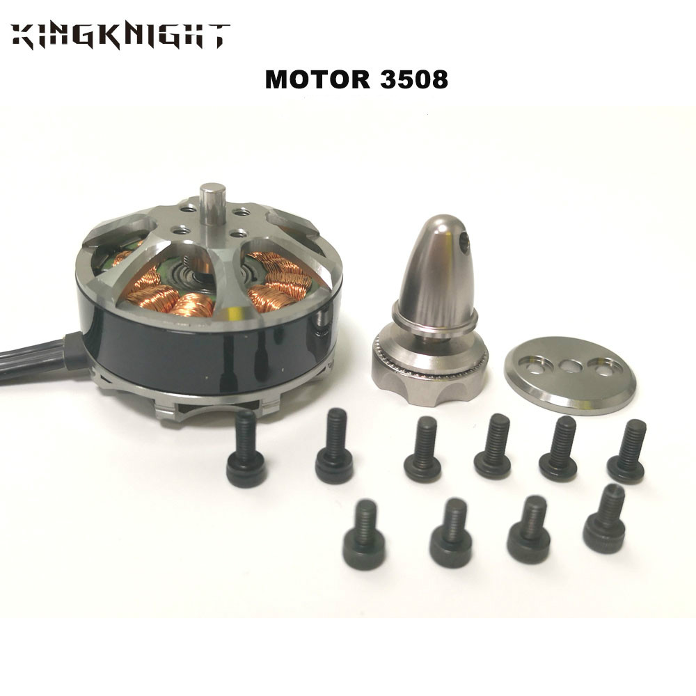 1pcs 3508 <font><b>Brushless</b></font> <font><b>Motor</b></font> 380KV <font><b>750KV</b></font> 275KV 3508 <font><b>Motor</b></font> RC Engine For Multicopter Quadcopter Drone image
