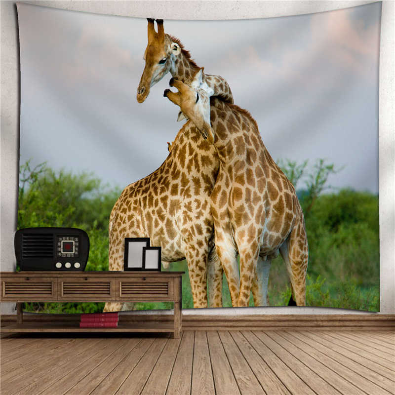 180X230 см динозавр шаблон гобелен домашний декоративный настенный висящий песчаный пляж пледы ковер одеяло Кемпинг палатка путешествия спальный коврик