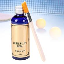 100ml Speed Liquid Super With Special Brush Pingpong Racket Rubbers Ta