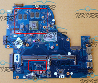 A5WAH LA B991P NBMLC11008 NB.MLC11.008 I7 5500U GT840M 2G HM86 DDR3 motherboard for Acer Aspire E5 571 E5 571G V3 572G V5 572G