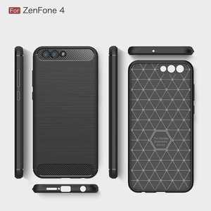 """Image 5 - Mokoemi mode résistant aux chocs Silicone souple 5.5 """"pour Asus Zenfone 4 ZE554KL étui pour Asus Zenfone 4 ZE554KL housse de téléphone portable"""
