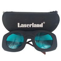 T7S8 OD7+ 680nm 1100nm Infrared IR Laser Protective Glasses Safety Glasses Goggles Glass Lens