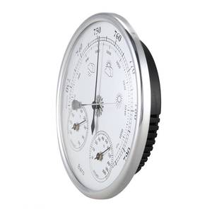 Image 5 - Wall Mounted Household Thermometer Hygrometer High Accuracy Pressure Gauge Air Weather Instrument Barometer