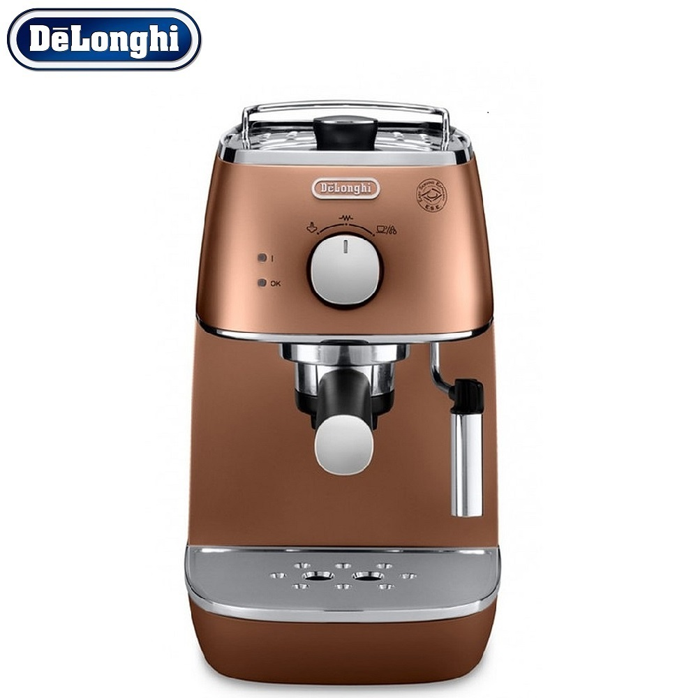 Coffee Maker DeLonghi ECI 341 CP kitchen automatic pump Coffee machine espresso Coffee Machines Coffee maker Electric electric stainless steel syphon coffee maker automatic electric vacuum coffee pot with high quality and factory dirctly sale